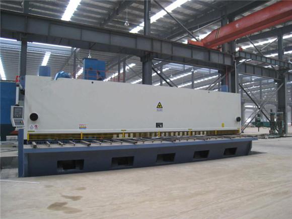 液压剪板机安全操作规程和保养制度