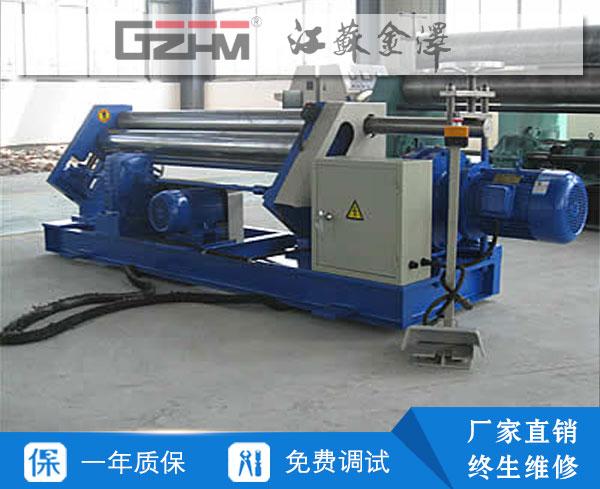 W11F三辊机械非对称卷板机